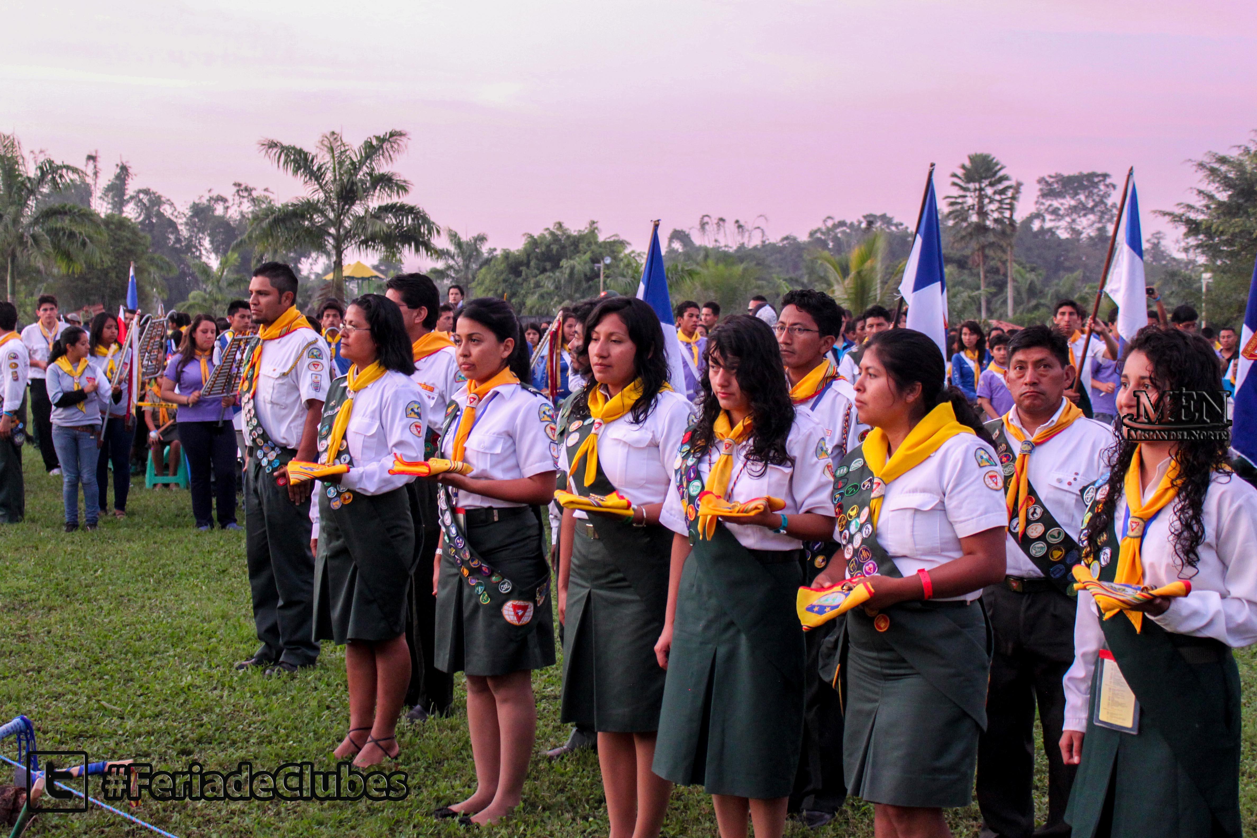 Conquistadores calebs y aventureros se suman al trabajo for Ministerios del ecuador