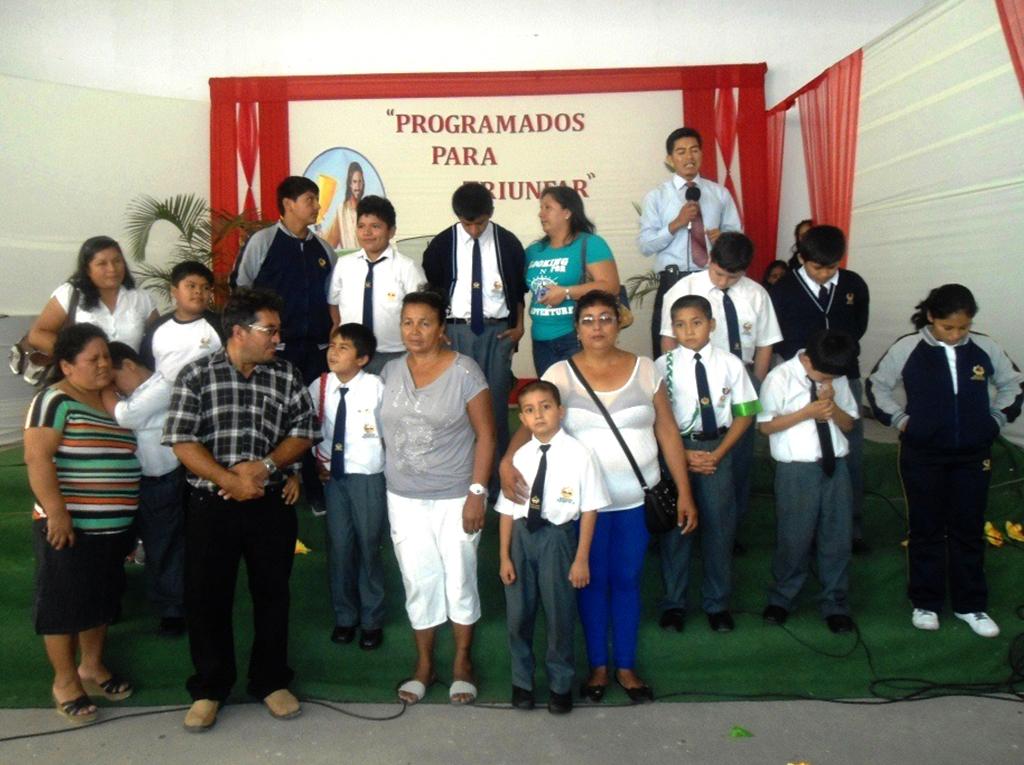 Semana de oración en colegios adventistas comparte La Única Esperanza
