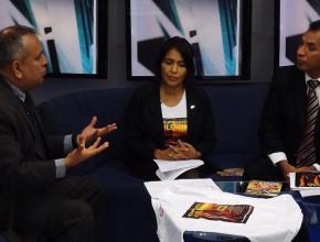 Campaña Rompiendo el Silencio es promovida por los medios de comunicación en norte del Perú2