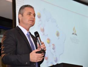 Jabson Magalhães, diretor-geral da ARM na América do Sul, lembrou a necessidade de eliminar riscos que ocorrem diariamente.