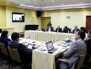 Diecisiete administradores de la Red Médica se reunieron en Lima.