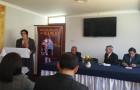"""Williani Marroni presenta """"Rompiendo el Silencio"""" en conferencia de prensa."""