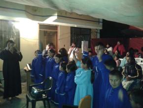 Al cierre de la campaña 11 personas se comprometieron con Dios por medio del bautismo