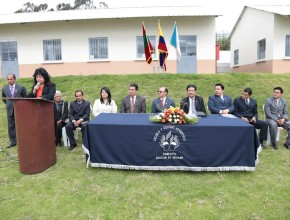 Autoridades educativas del norte de Ecuador (Misión Ecuatoriana del Norte - MEN)