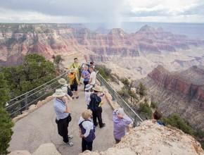 Educadores conheceram as evidências de um dilúvio no Grand Canyon e no Zion National Park.