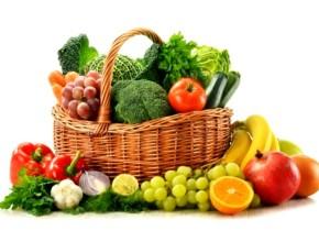 Frutas y verduras, un arcoiris de beneficios para la salud.