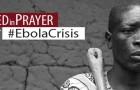 Líder de la Iglesia Adventista en el mundo invita a orar por la intervención de Dios para que ponga un alto al virus del Ébola.
