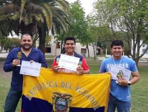 Lo relevante para el equipo de investigación del CADE, es que el proyecto ha pasado por diferentes etapas y en todas recibió menciones de honor y primeros lugares, tanto en Ecuador, Perú, Argentina y Brasil.