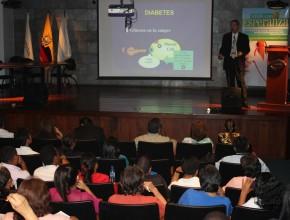 Guayaquil fue la sede del Primer Congreso Internacional de Medicina Preventiva organizado por el departamento de Salud y Temperancia de la Iglesia Adventista del Sur de Ecuador (Misión Ecuatoriana del Sur – MES)