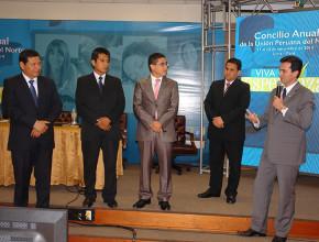 Nuevos líderes para la iglesia adventista en el Norte del Perú