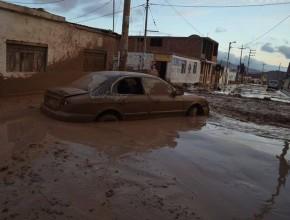 Familias que lo perdieron todo requieren de agua, alimentos no perecibles, frazadas, ropa en buen estado, colchones y útiles escolares.