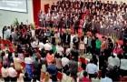 La Iglesia Adventista tiene 1.493 miembros que adoran en 14 iglesias y tres empresas en los siete países que comprende el campo del Golfo.