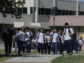 Alumnos del Instituto Adventista del Uruguay. Crédito de foto: El País