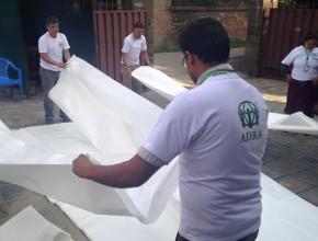 ADRA Brasil lança campanha para ajudar vítimas de terremoto no Nepal.