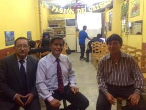En restaurante, dejaron de ofrecer alimento material para ofrecer alimento espiritual2