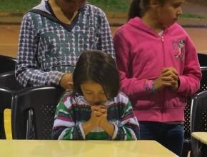 Momentos de oración - Niños