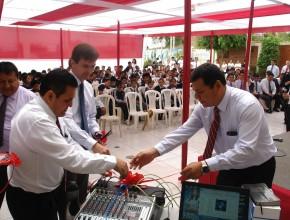 Inauguración de nuevos ambientes y equipos contribuirán a mejorar la enseñanza en Colegios Adventistas1
