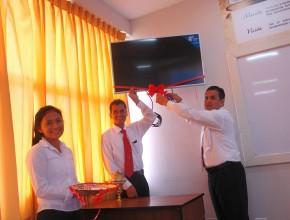 Inauguración de nuevos ambientes y equipos contribuirán a mejorar la enseñanza en Colegios Adventistas2