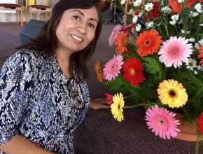 Nancy Chacón, perdió un trabajo por mantener sus principios pero Dios la recompensó con uno mejor.