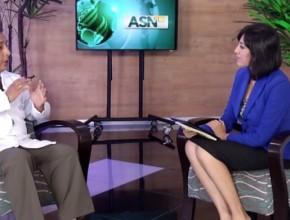 El especilista tambíen alertó sobre los tipos de cáncer de piel en la entrevista y cómo tratarlos.