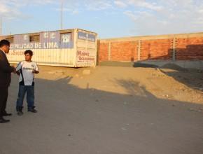 donacion de terreno en chimbote