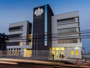 Colegio Adventista de Talcahuano, Chile. Recientemente inaugurado.