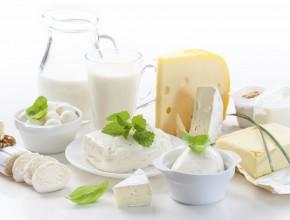Lácteos resultarían perjudiciales para la salud.
