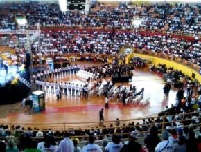 Miles de personas se reunieron para el cierre de Impacto Esperanza en Ecuador.