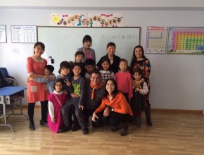 Missionários sul-americanos estão colaborando com a implantação e desenvolvimento do clube no país.