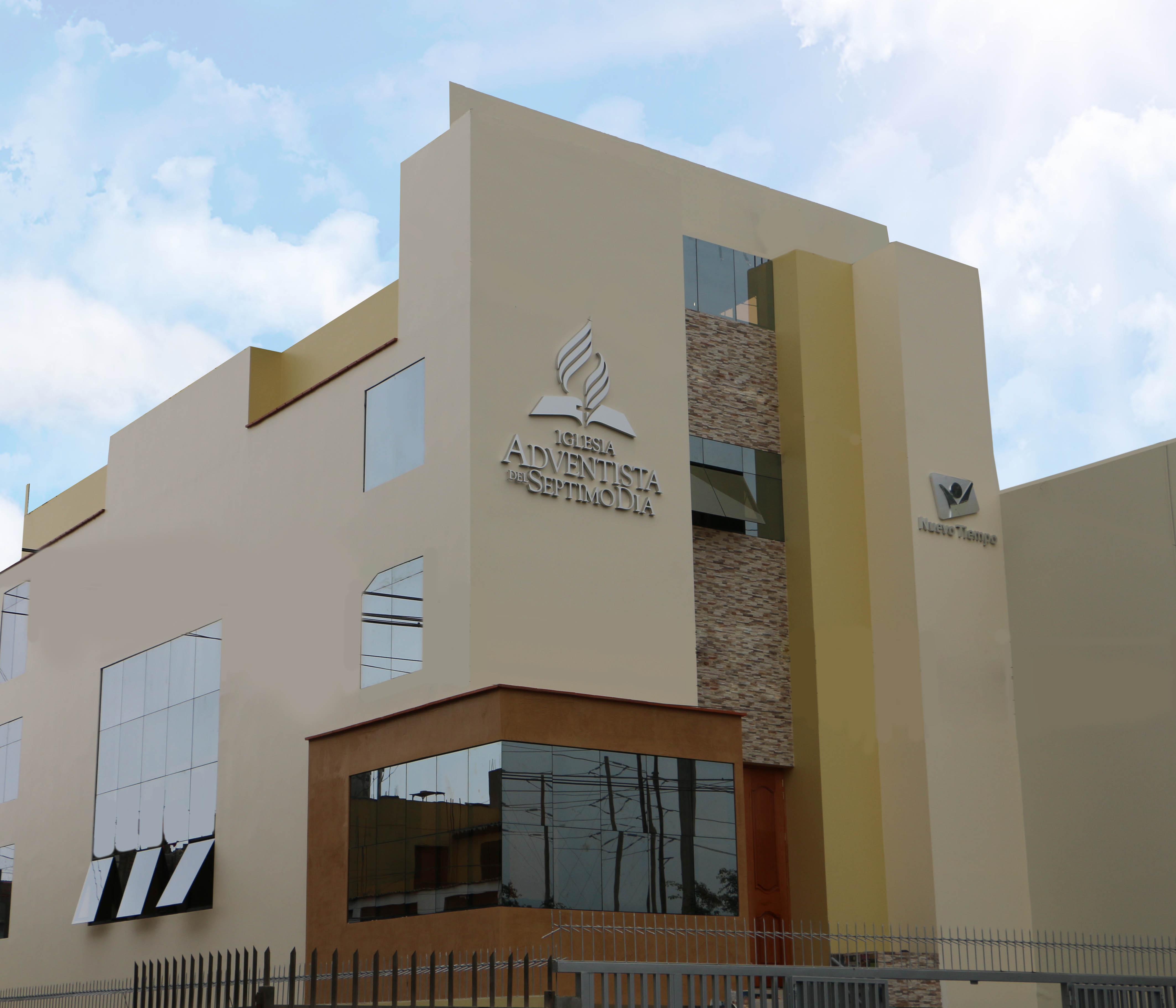 Inaugurado nuevo templo adventista en Pedro Juan Caballero ...