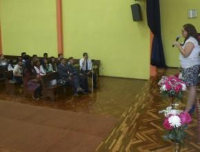 Seminario de Libertad Religiosa en Quito, Ecuador.