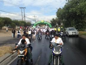 """Inicio de la Carrera 8K Solidaria """"Muévete por la Vida"""""""