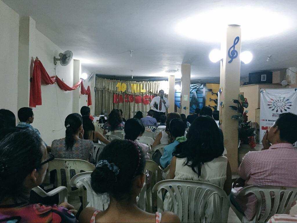 Ministerio de la iglesia de adultos tulsa joven