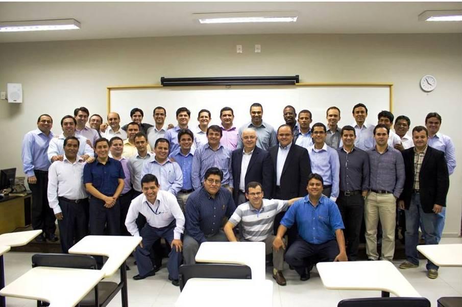 Primer Curso del MBA en Publicaciones