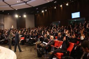 Los más de 300 participantes elaboraron un documento que reafirma el compromiso con la actuación de la iglesia en Grupos pequeños