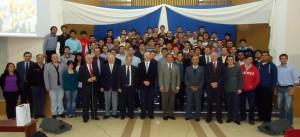 Líderes encabezaron Jornadas de Actualización Teológica en Mayordomía Cristiana
