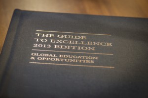 The Guide to Excellence, publicación de The Cambridge University Students, menciona a la Universidad Adventista de Chile en la lista de casas de estudio con calidad académica en el mundo.