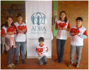 Movilización para fondos de proyectos importantes en Paraguay.