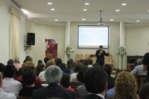Seminario de profecías, en la zona centro de Paraguay.