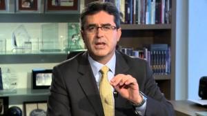 Erton Köhler, presidente de la Iglesia Adventista en  América del Sur.