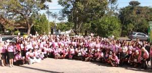 Mujeres adventistas se reunieron por primera vez en Parguay.