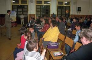 Amigos que asistieron a la campaña evangelística de Nogoyá.