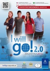 """Proyecto en marcha """"I will go"""", se desarrollará en el mes de septiembre de este año."""