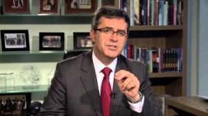 """Pr. Erton Köhler, líder de la iglesia en Sudamérica, presenta los temas """"Hablando de Esperanza""""."""