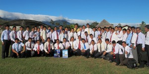 En el evento se reconoció la labor de los líderes de iglesia,