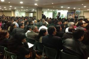 600 secretarios de iglesia se capacitan en Trujillo
