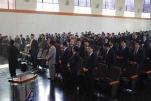 Capacitación de secretaría con pastores en la ciudad de lima - Perú