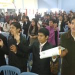 Encuentro de adolescentes de Esperanza