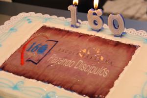 En el culto realizado en la sede sudamericana de la Iglesia Adventista, servidores celebraron los 160 años de la Escola Sabática.