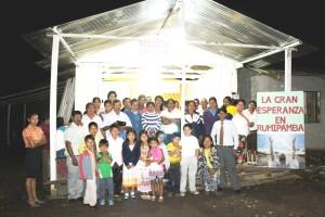 Iglesia Adventista de Rumipamba (Oriente Ecuatoriano).
